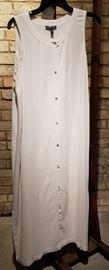Eileen Fisher Silk Dress M
