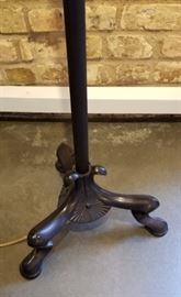 Floor Lamp Trifoot Torchiere Base