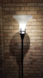 Floor Lamp Trifoot Torchiere a
