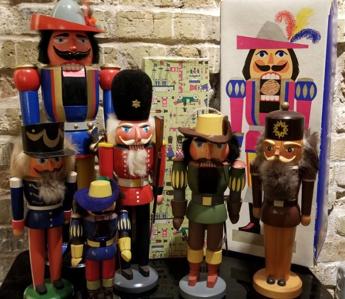Nutcracker Soldiers Collection