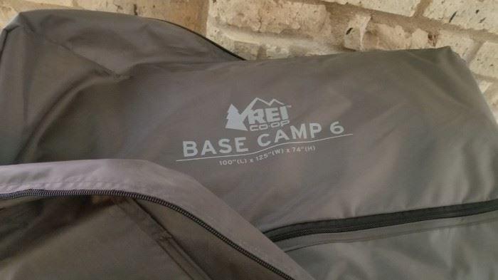 REI Base Camp 6 Tent Bag