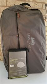 REI Base Camp 6 Tent and Tarp NEW