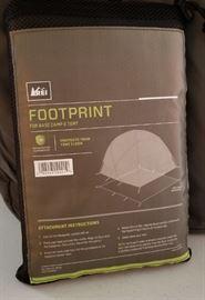 REI Base Camp 6 Tent Footprint Tarp