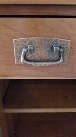 Stickley Workstation Desk Handle Pull