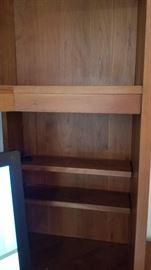 Stickley Workstation Desk Shelf Storage