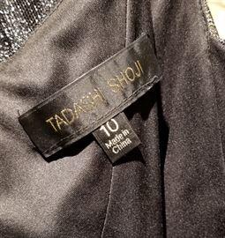 Tadashi Shoji Gown Label