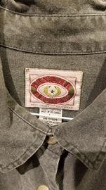 Vintage Banana Republic Jumpsuit Label Size L
