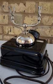 Vintage Telephone Back