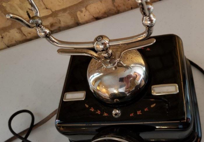 Vintage Telephone Bell