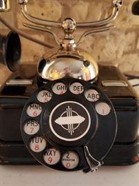 Vintage Telephone Dial