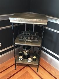Most unusual high design metal table