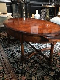 Theodore Alexander coffee table.  A wonderful opportunity to own this famed designer piece