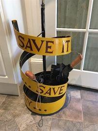 Everyone needs this umbrella stand