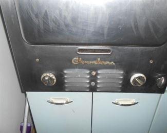 Chambers oven