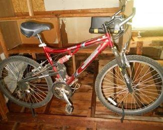 Mongoose boys bike