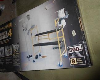 500 LB scaffold