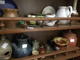 More...Cole, Teague, Owen and Owens...lots of famous pottery families represented here!