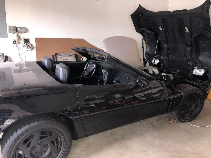 STUNNING 1990 Corvette with only 60k miles