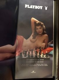REMOVED BY OWNER-PLAYBOY LIMITED BRIEFCASE EDITION CENTERFOLDS