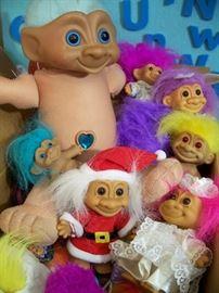 Vintage 60's Trolls