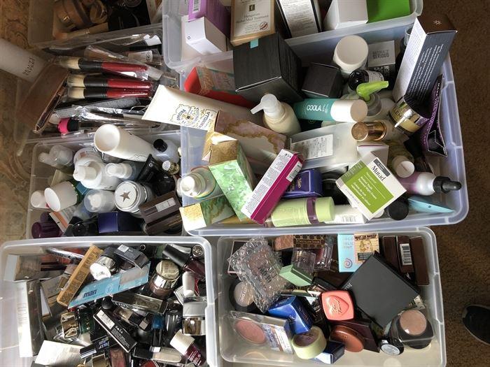 Cosmetics, Brushes, Skin Care......