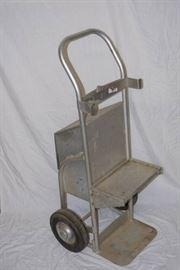 Dayton Brand Aluminum Welders Type Cart Shelves a ...
