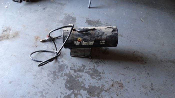 Mr Heat 35,000 BTU Propane Powered Heater