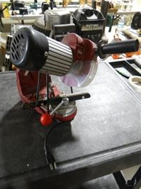 Northerner tool chain sharpener.