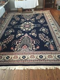 10 x 14 True Oriental Wool Rug.  Excellent condition $500 (originally cost several thousand).