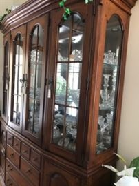 China cabinet by Bob Timberlake for Lexington