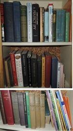 DecorBooks: antiquated, childrens, novels