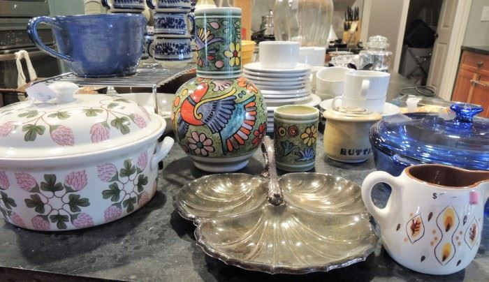 Kitchen supplies - new to retro
