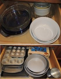 Corning, pyrex, glass, muffins, cup cakes, cake, French White