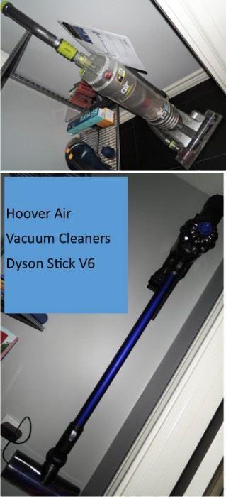 VacuumCleaners