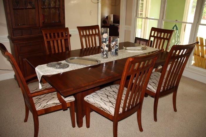 Lexington Bob Timberlake Dining Table w/ 6 chairs