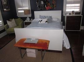 ROOM & BOARD BEDROOM SUITE