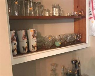 Barware and mugs!