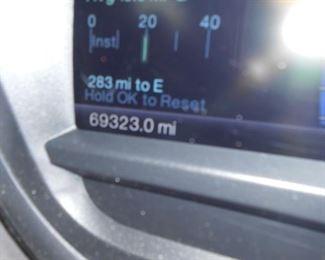 2014 Ford Explorer; Mileage 69,323; Best Offer Over $17,500