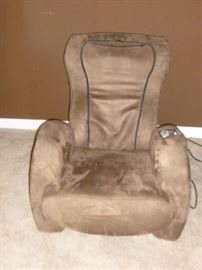 Massage Chair..Like New..Works Perfectly.  IJOY