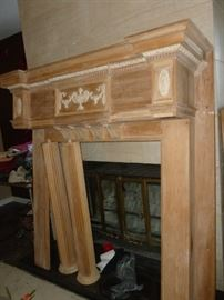 Beautiful Fireplace Mantle