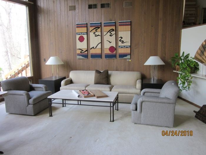 Custom furnishings by Mike Bell studios in Chicago - detailed descriptions aa http://www.mikebellonline.com