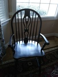 6 Windsor Chairs