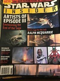 Star Wars Insider Magazines