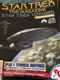 Startrek The Magazine Collection