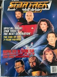 Startrek Magazine Collection