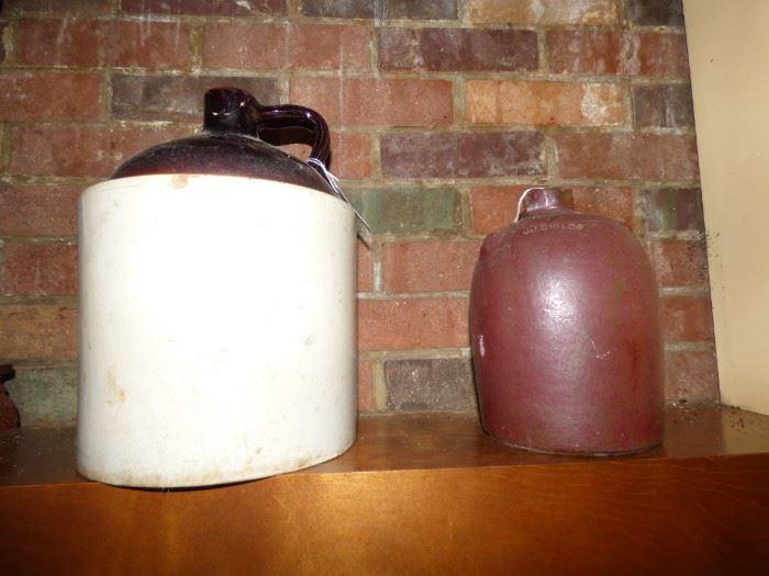 Signed Childs jug