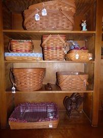 MORE Longaberger baskets