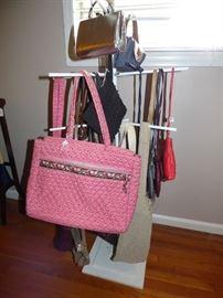 Vera Bradley, Aigner, other purses