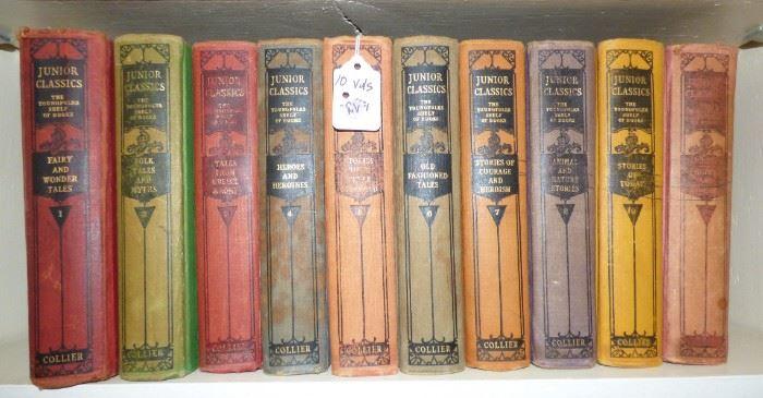 Junior Classics books