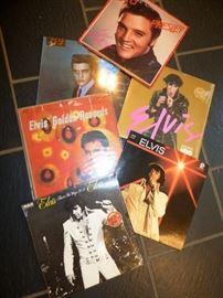 Elvis LP Albums